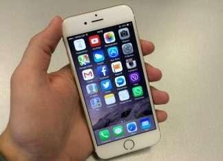 i- phone 6 model