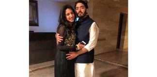Anant & Radhika engegement