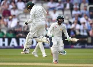 Lord's Pakistan Crush England