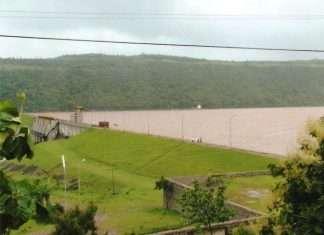 Chasakman dam