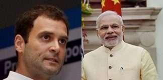 Modi - Rahul - Karnataka Election