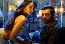 Nora Fatehi and John Abraham