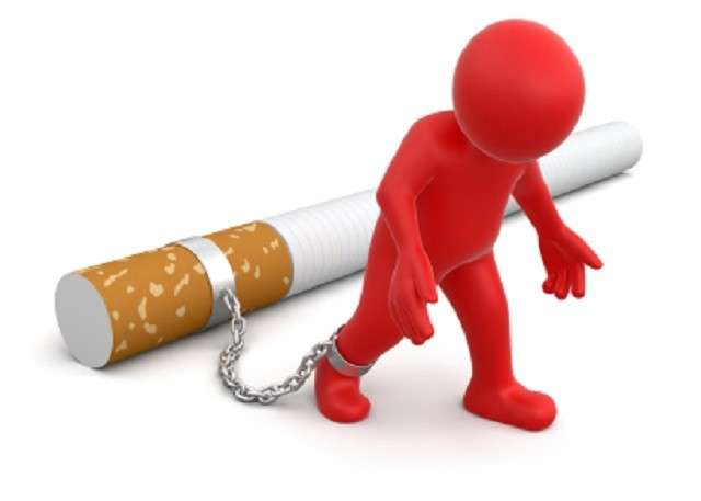 smoking causes muscle loss