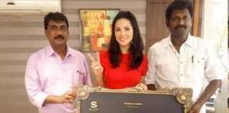 Sunny Leone Veeramadevi