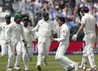 pakistan vs england test