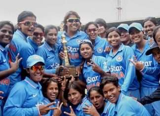 indian woman t-20 team
