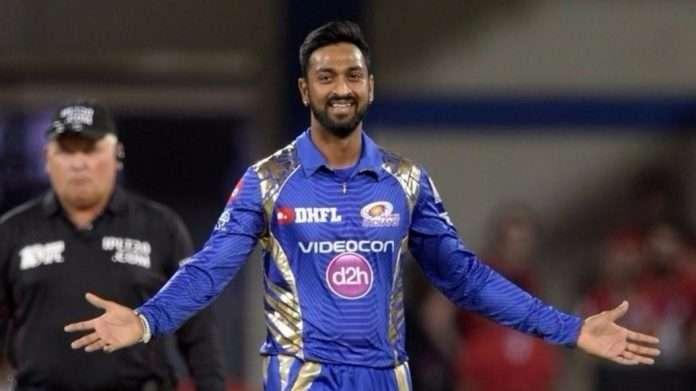cricketer krunal pandya arrested in mumbai airport by dri
