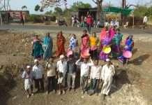 beed districts shramddan