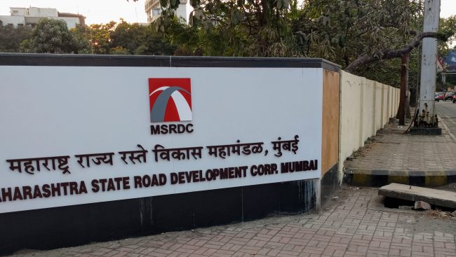 msrdc office in bandra