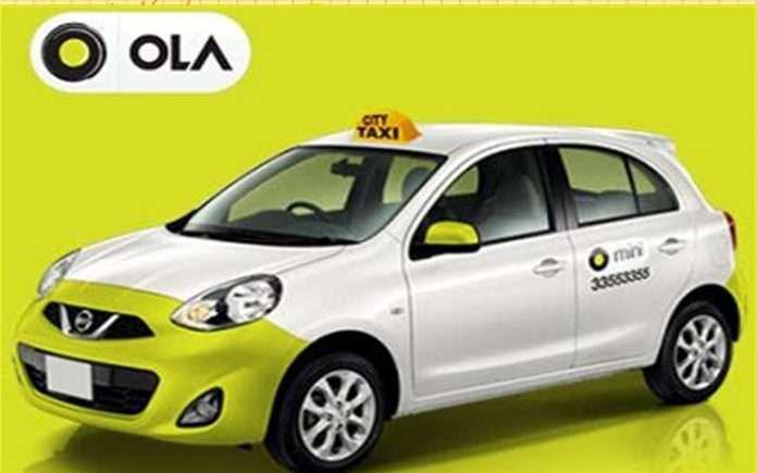 ola taxi