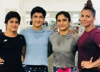 phogat sisters dropped