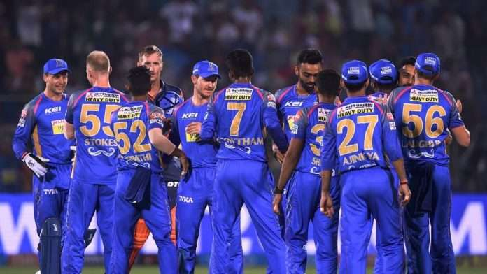 rajasthan royals team