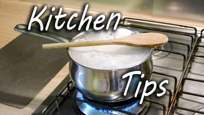 kichen tips