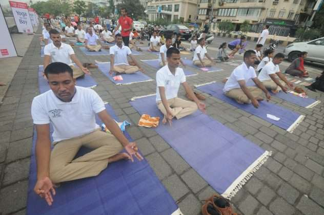 police certificate yoga