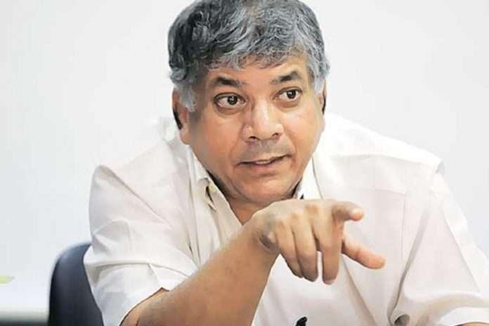 prakash aambedkar says BJP's Blackmailing Government