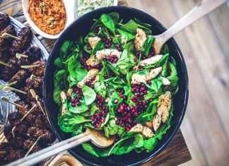 Highprotein food
