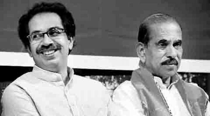 uddhav thakare and manohar joshi