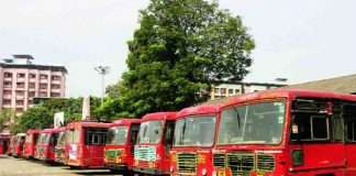 st passenger will have to give extra 10% bus fare