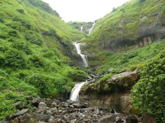 waterfall in mumbai