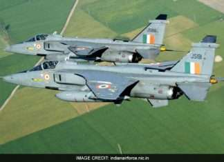 jagwar fighter plane