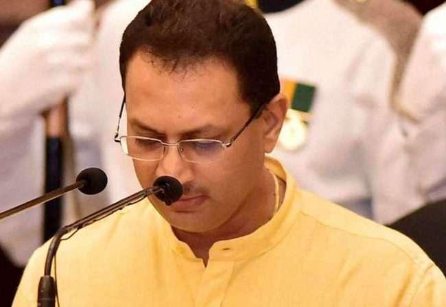 skill development minister anant kumar hegde