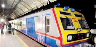 mumbai ac local service increases eight rounds on western railway