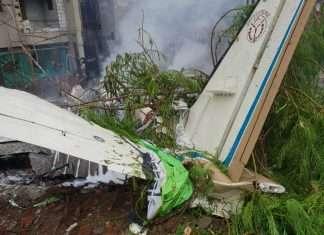 ghatkoper plane crash