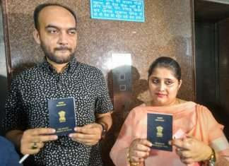 tanvi seth passport issue