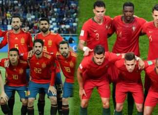 spain and portugal