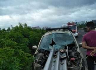 mumbai- pune expressway accident