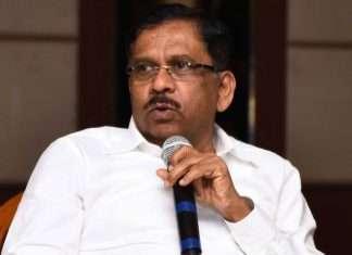 Karnataka Deputy CM G Parameshwar
