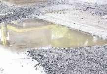 Thane Potholes