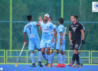 Indian Mens hocky team