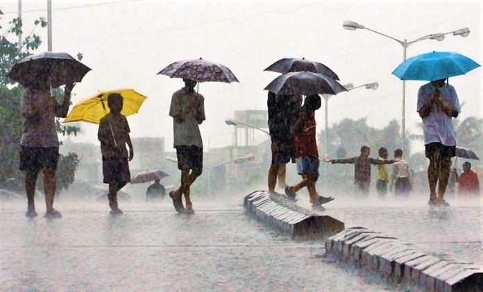 Mumbai rains record