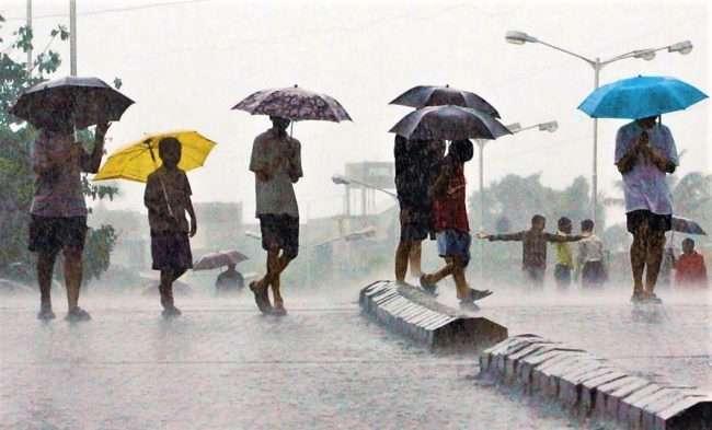 Mumbai rains record
