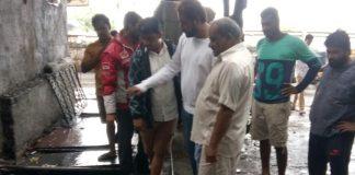 MNS activist target Mumbai Mayor