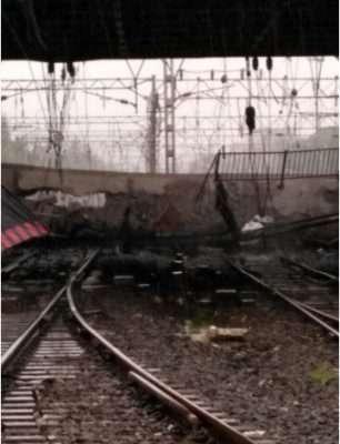 andheri bridge collapsed