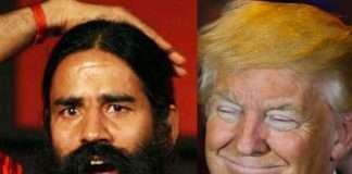 baba-ramdev and Donald trump