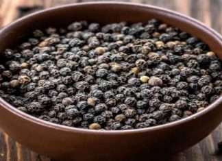 health benefits black pepper
