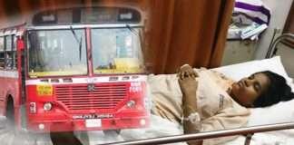 bus injured girl in santacruz
