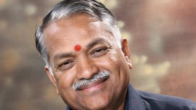 Shivsena MP chandrakant khaire