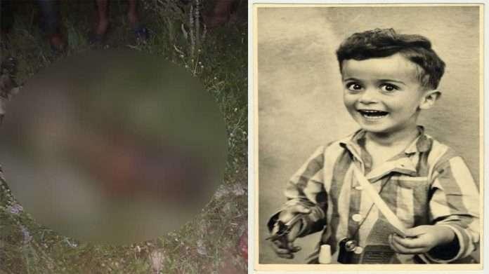 terrorist killed 9 year old child in Kashmir for raising violence