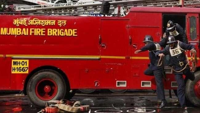 mumbai fire brigade