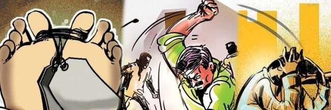 Mob lynching in Maharashtra