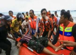 indonesia Boat Accident