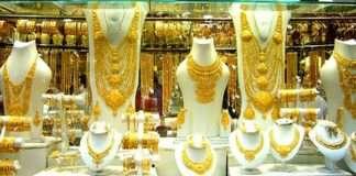 gold jewellery shop