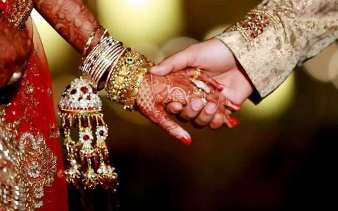couple tied knot in icu in haryana