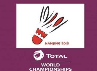 world badminton championship 2018