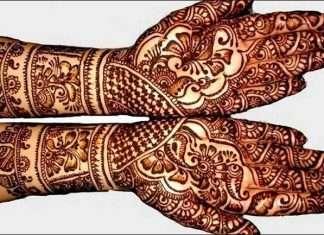 how to get mehndi become dark