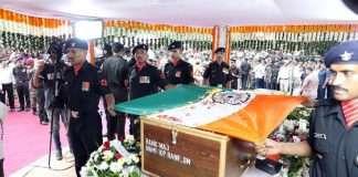 MUMBAI Martyred Major Kaustubh Rane